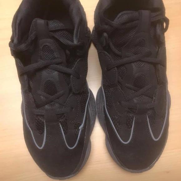 c378c0416aa72 adidas Other - Yeezy 500 utility black